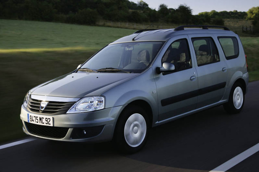 dacia logan station wagon mcv 1 6 gpl 7 posti ambiance 10 2008 03 2011 prezzo e scheda. Black Bedroom Furniture Sets. Home Design Ideas