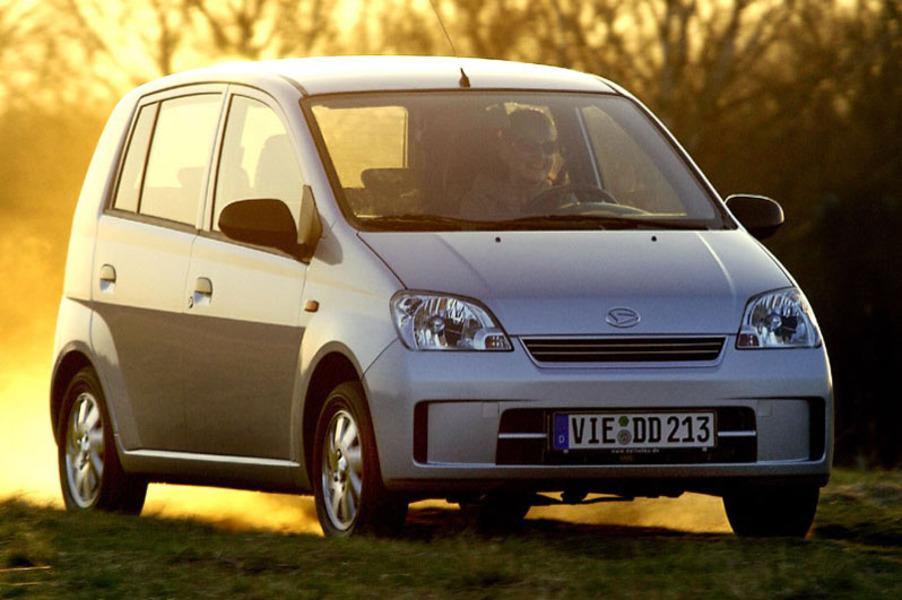 Daihatsu Cuore 1.0 12V 3 porte Thrifty (3)
