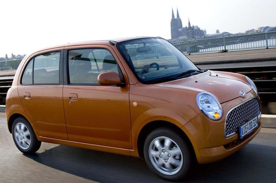 Daihatsu Trevis (2006-10)
