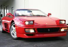 Ferrari 348 Spider (1989-95)
