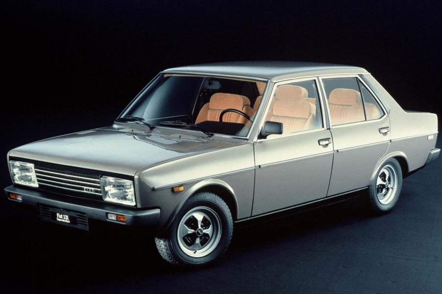 Fiat 131 (1978-83)