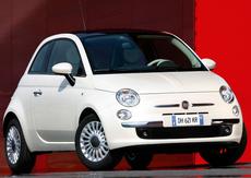 Fiat 500 (2007->>)