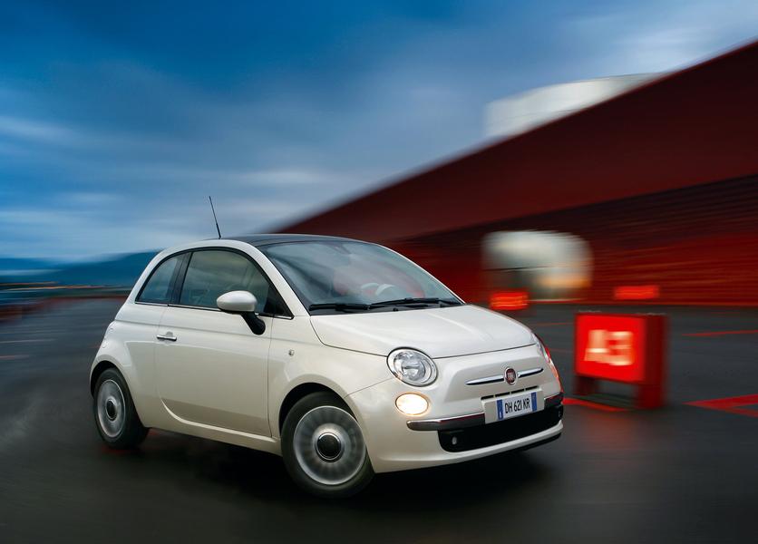 Amato Fiat 500 1.2 Lounge (12/2009 - 01/2012): prezzo e scheda tecnica  RQ57