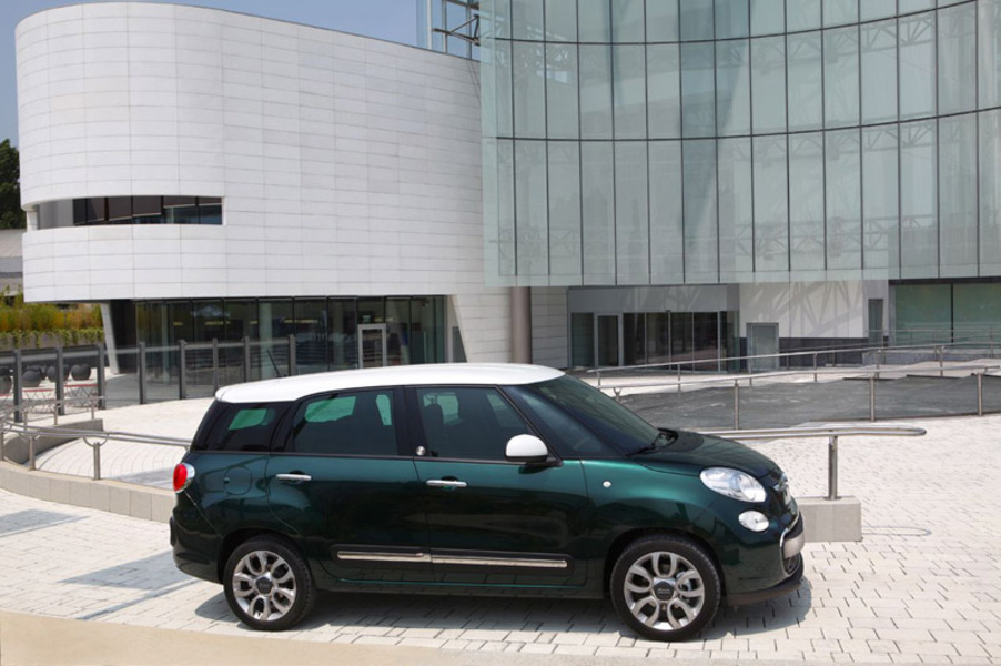 Fiat 500L Living (4)