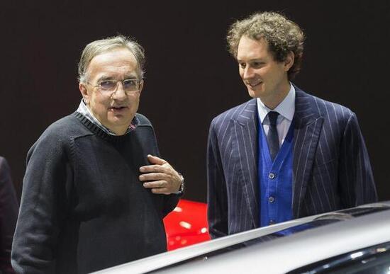 Elkann: Marchionne rimmarrà Exor dopo FCA. Ferrari non in vendita