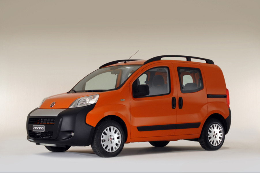 Fiat Fiorino 1.4 8V Furgone Natural Power SX (2)