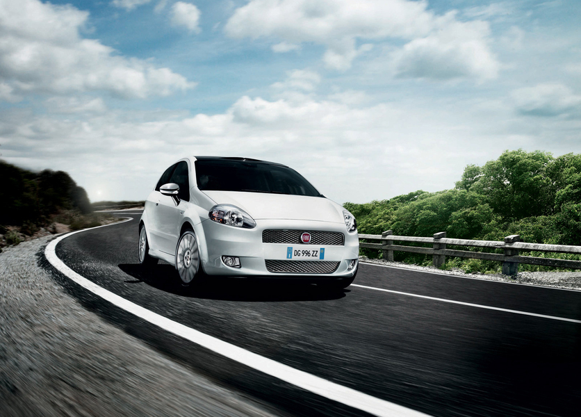 Fiat Grande Punto 1.4 Natural Power 3p. Van Active 2 posti (2)