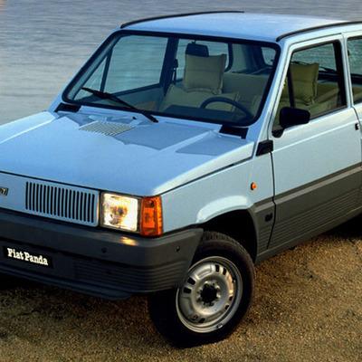 Fiat Panda Elettra 061990 041992 Prezzo E Scheda Tecnica