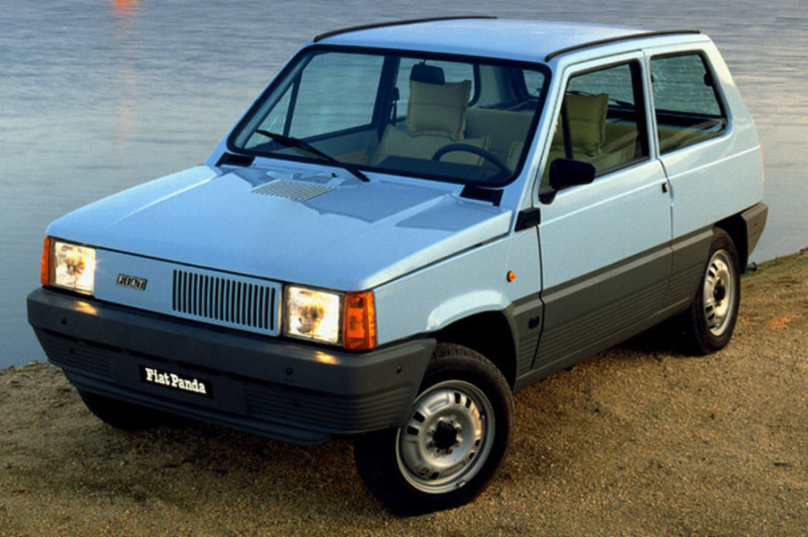 Fiat Panda 1100 cat Business Van