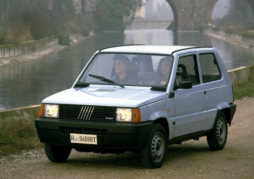 Fiat Panda Nuova 4x4 (2)