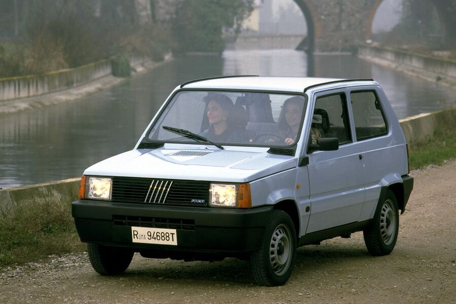 Fiat Panda 1100 i.e. cat 4x4 Country Club (3)