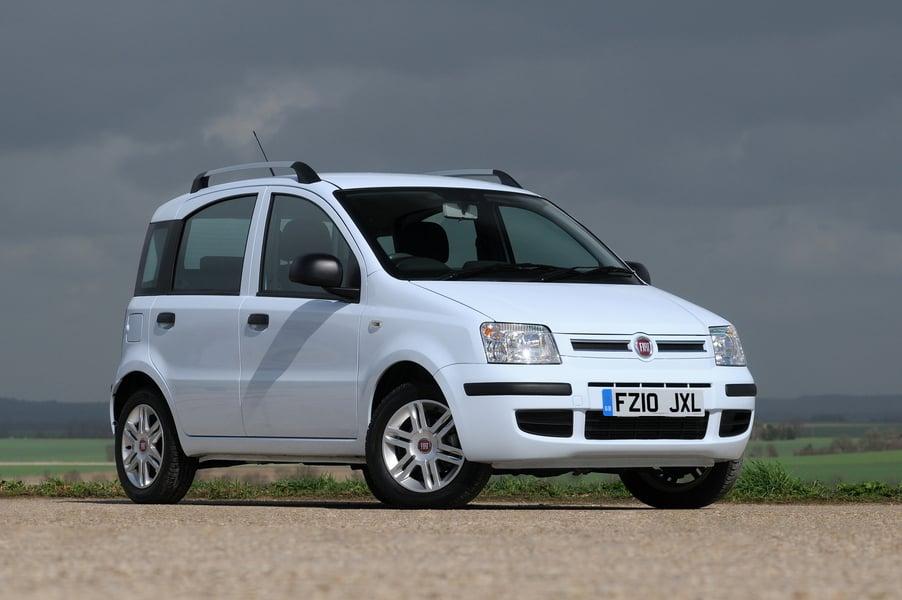 Fiat Panda (2003-13)