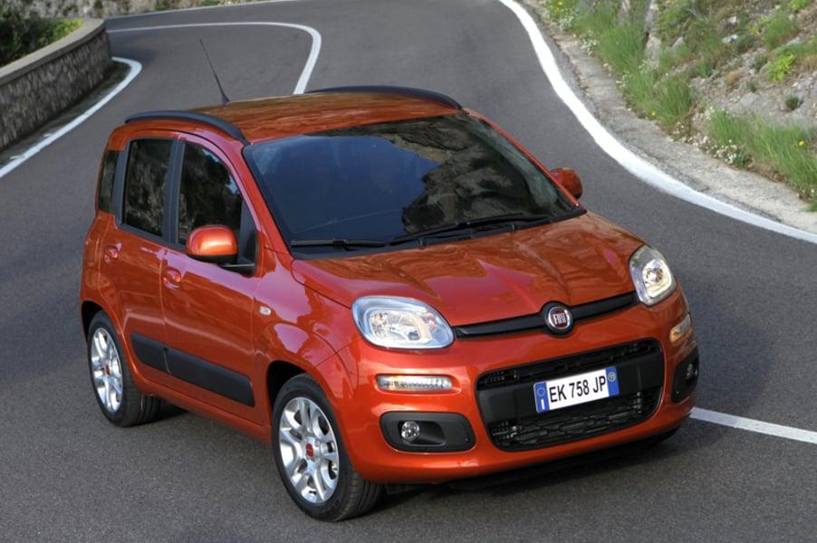 Fiat Panda (2011->>)