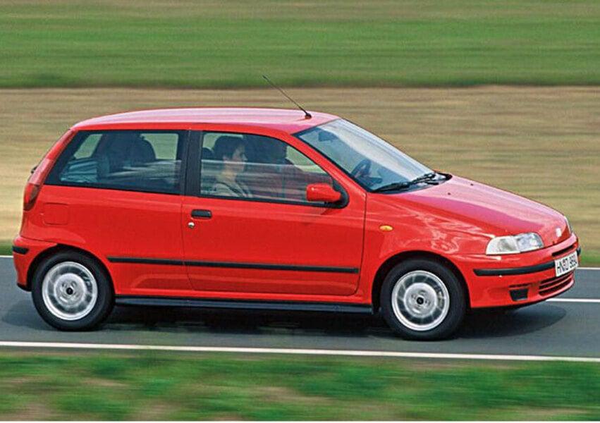 Fiat Punto TD 70 cat 5 porte SX (2)