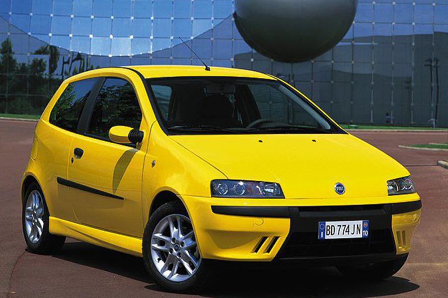 Fiat Punto 1.8i 16V cat 3 porte HGT (2)
