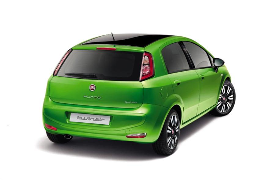 Fiat Punto 1.4 3 porte Van Easy 4 posti (4)
