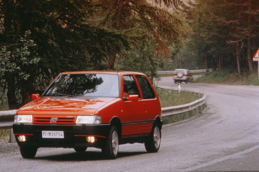 Fiat Uno Turbo I E 3 Porte Antiskid 11 1987 04 1988