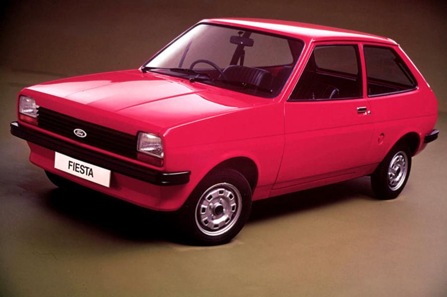 Ford Fiesta (1976-89)