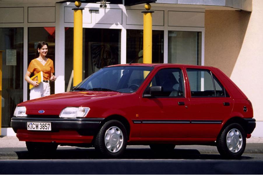 Ford Fiesta (1989-97)