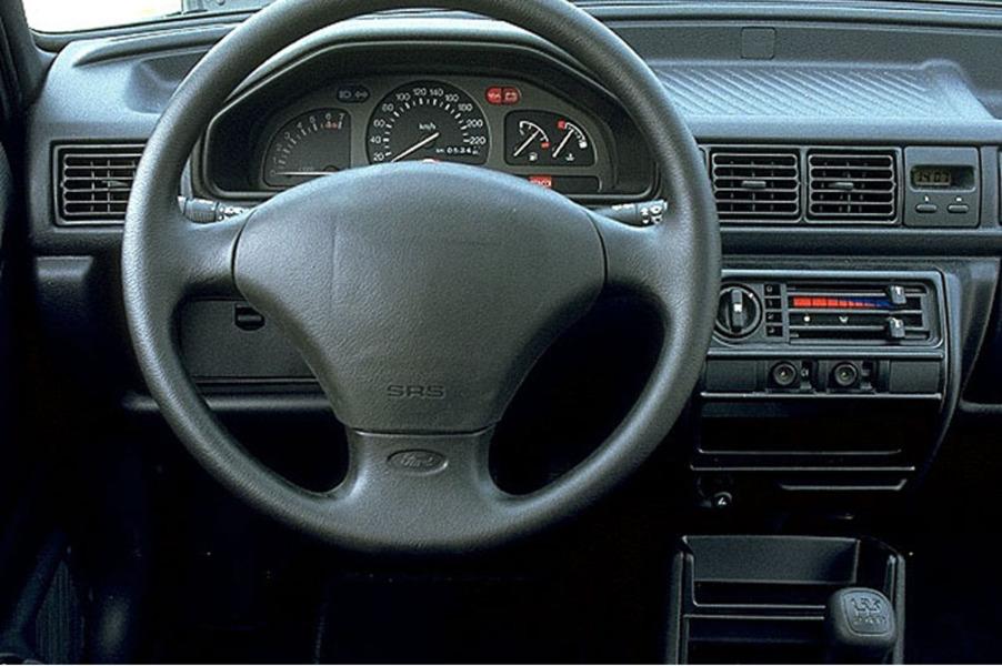Ford Fiesta (1989-97) (5)