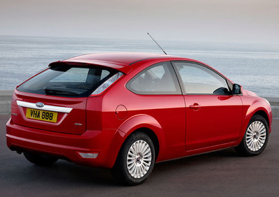 acquista originale qualità e quantità assicurate grandi affari sulla moda Ford Focus 1.6 TDCi (110CV) 5p. Tit. DPF (12/2007 - 08/2009 ...