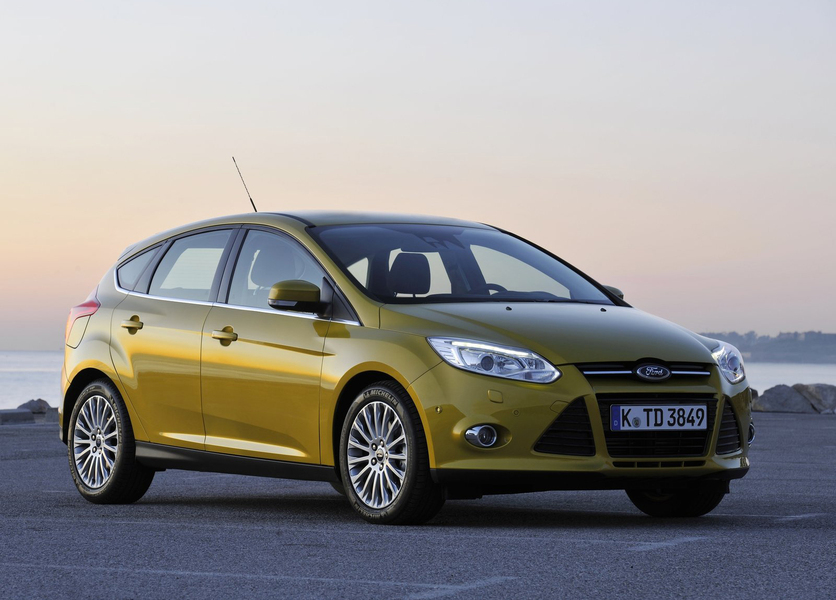 Ford Focus 1.6 TDCi 95 CV Plus (2)