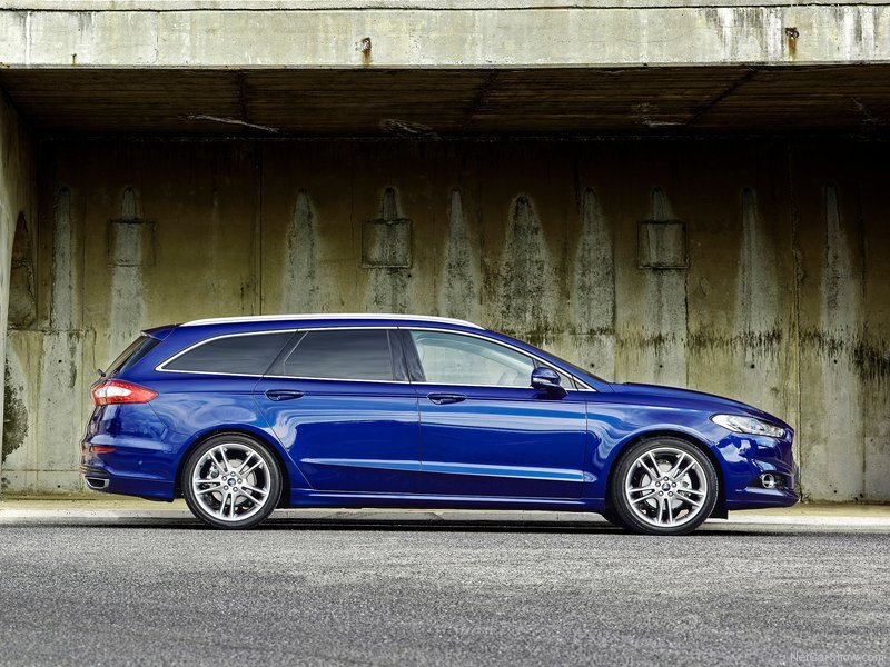 Ford Mondeo Station Wagon (4)