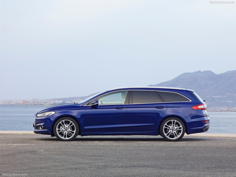 Ford Mondeo Station Wagon (5)
