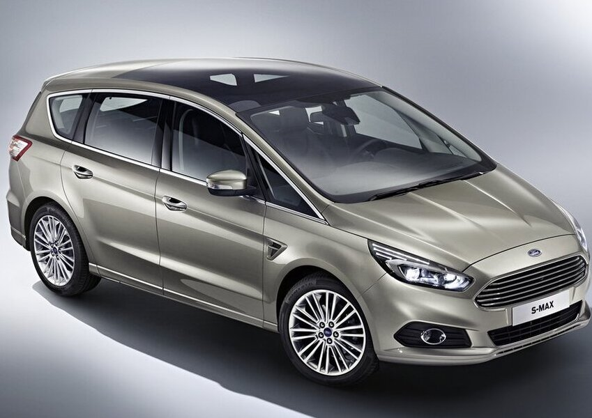 Ford S-Max 2.0 TDCi 150CV Start&Stop Business