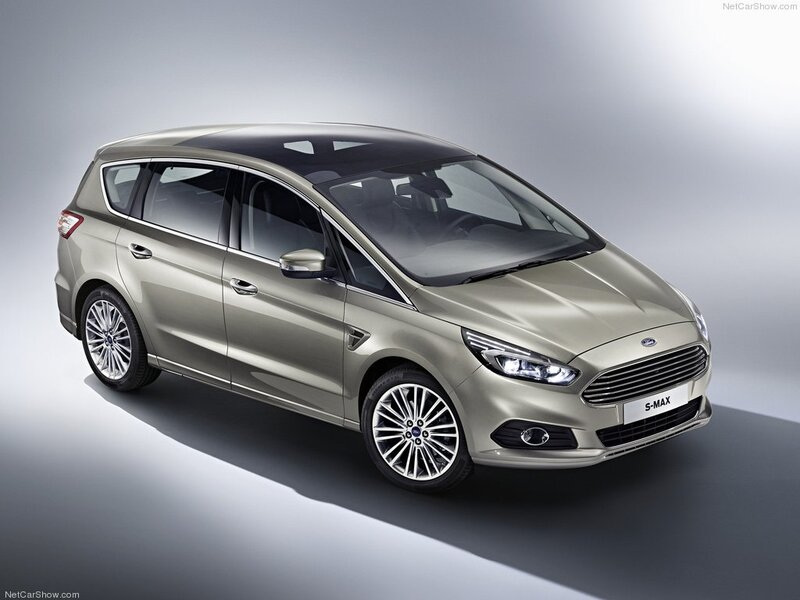 Ford S-Max 2.0 TDCi Bi T. Start&Stop Powershift ST-Line Business