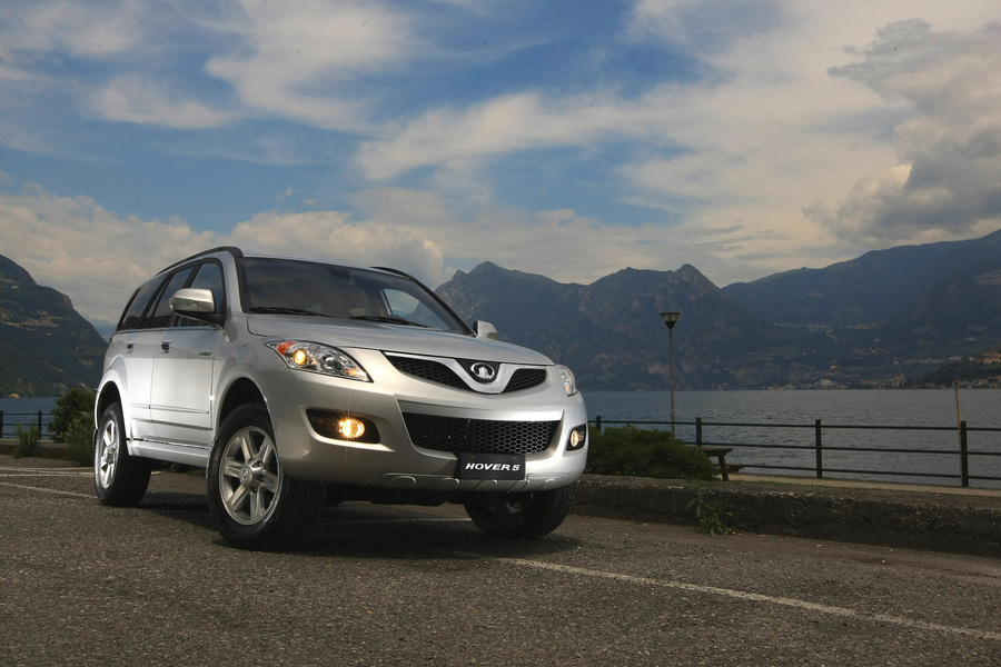 Great Wall Hover 5 (2010-12) (3)