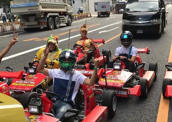 F1, GP Giappone 2017: Williams in pista per beneficenza e le altre news