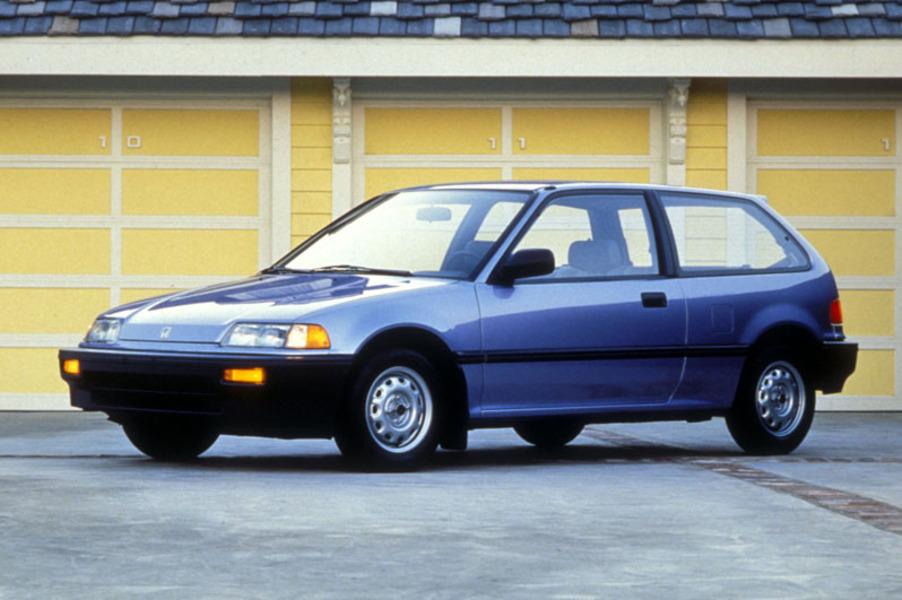 Honda Civic (1983-02)