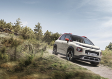 Citroen C3 Aircross, B-SUV alla francese [Video Primo Test]
