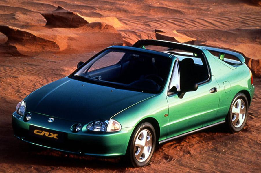 Honda Civic Cabrio (1992-97)