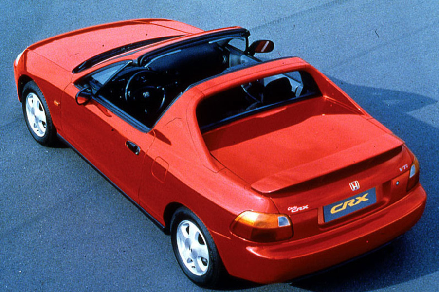 Honda Civic Cabrio (1992-97) (4)