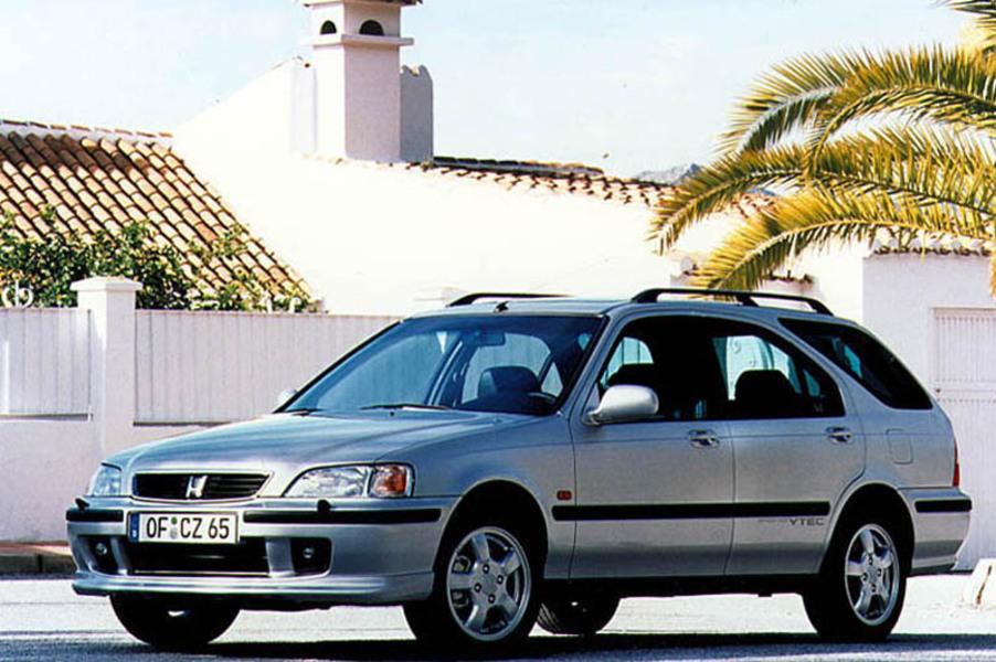 Honda Civic Station Wagon (1986-02)