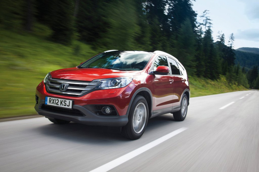 Honda CR-V 1.6 i-DTEC Lifestyle Connect 2WD (3)