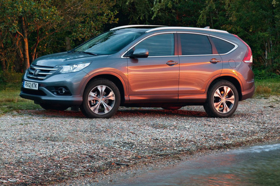 Honda CR-V 2.2 i-DTEC Executive AT (5)