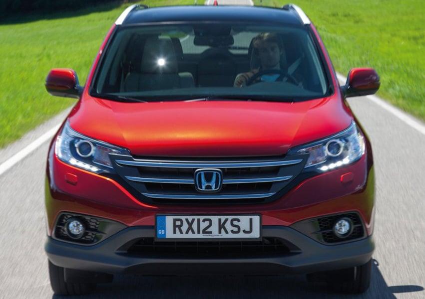 Honda CR-V 1.6 i-DTEC Comfort 2WD (3)