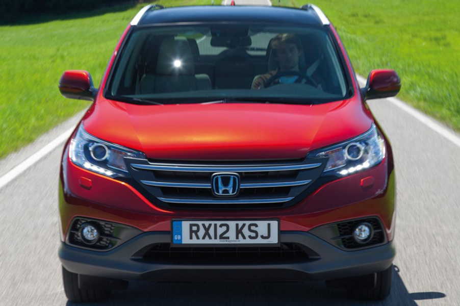Honda CR-V 2.0 i-VTEC Elegance + Connect 2WD (4)