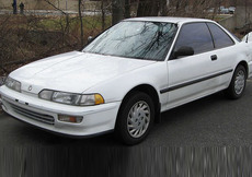 Honda Integra (1988-89)