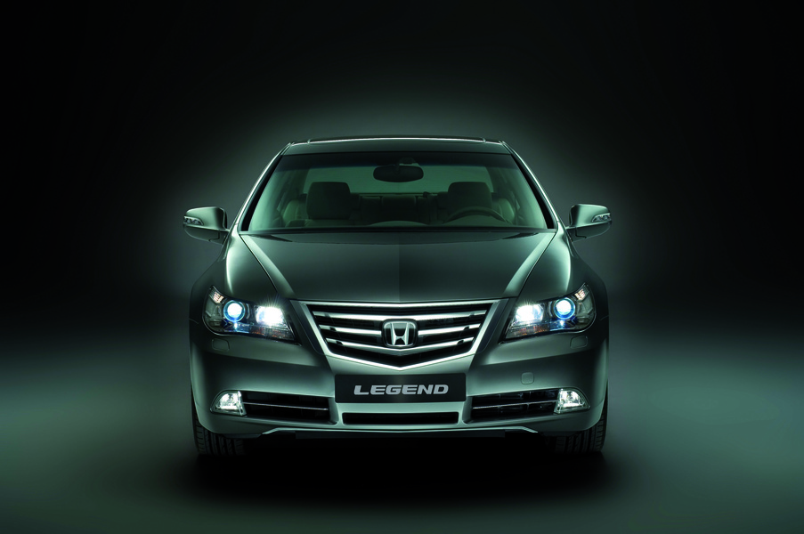 Honda Legend (2006-11) (2)