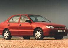 Hyundai Accent (1994-99)
