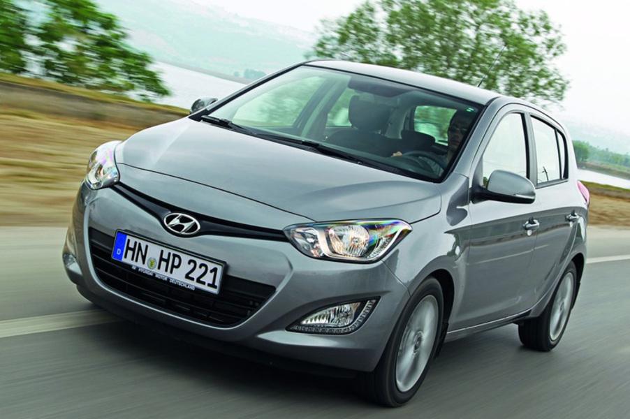 Hyundai i20 (2009-15)