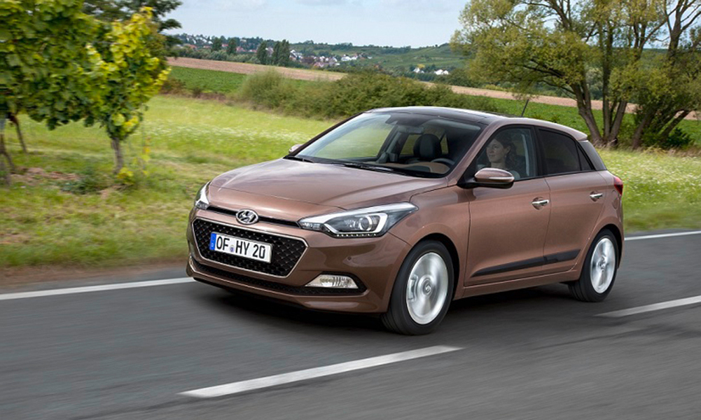 Hyundai i20 1.2 5 porte Econext Advanced (5)