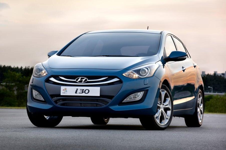 Hyundai i30 1.6 CRDi 5p. Go! (2)