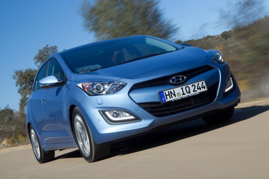 Hyundai i30 1.6 CRDi 5p. Go!