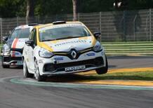 Renault Clio Cup Press League, a Faccin il titolo. Sandrucci campione assoluto della Clio Cup