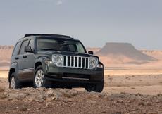 Jeep Cherokee (2008-14)